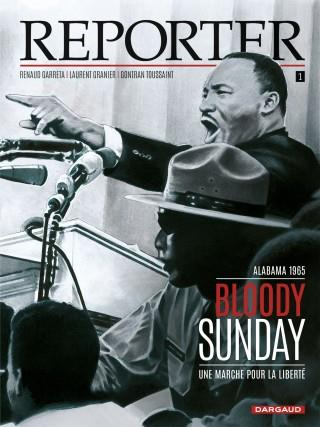 REPORTER T.1  -  BLOODY SUNDAY